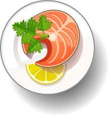 Dishes food - Stickers for iMessage messages sticker-4