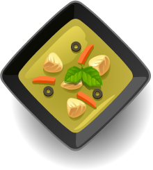 Dishes food - Stickers for iMessage messages sticker-0