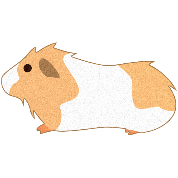 Guinea Pig Stickers messages sticker-10