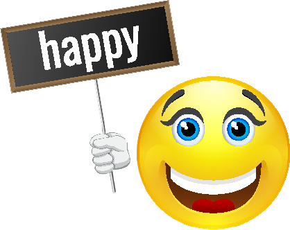 Smiley Expressions messages sticker-0