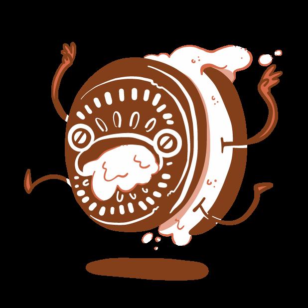 Monster Desserts messages sticker-4