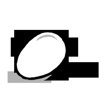 Mr. Egg Sticker messages sticker-5