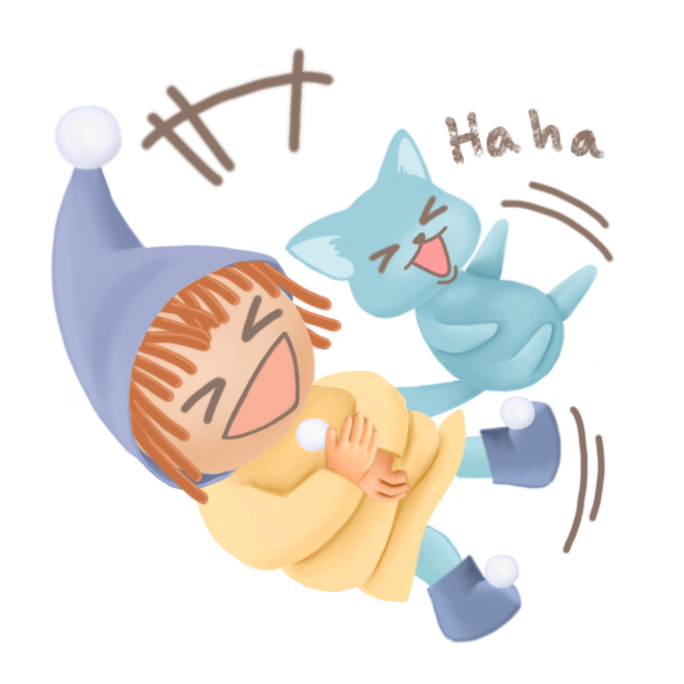 Pommin and the Kitty Gang Stickers for Messages messages sticker-3