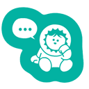 Baby Stickers Pack for iMessage messages sticker-1