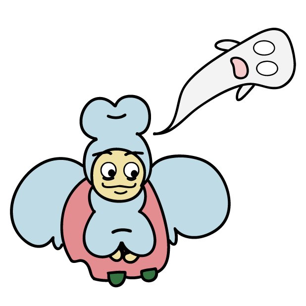 EYO the Toothfairy Sticker Pack messages sticker-6