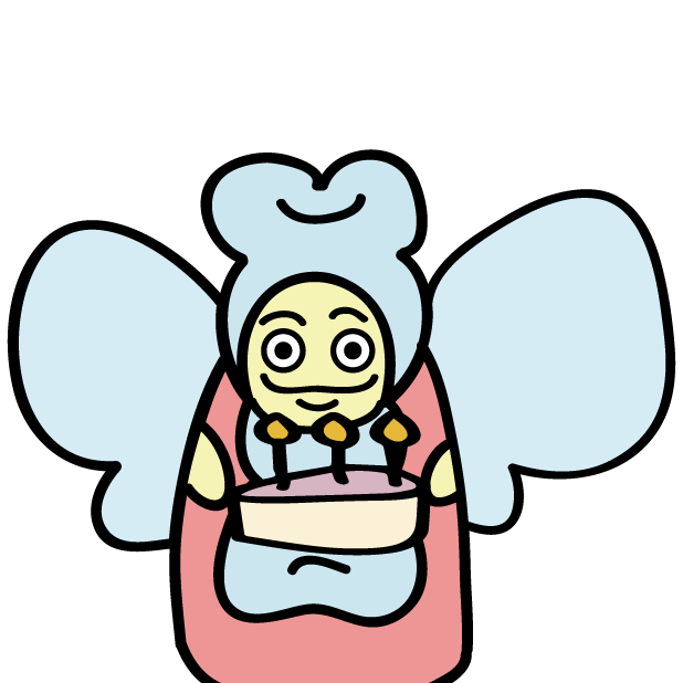 EYO the Toothfairy Sticker Pack messages sticker-4
