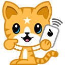 Cat Stickers Pack for iMessage messages sticker-11
