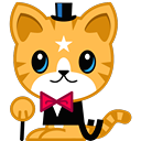 Cat Stickers Pack for iMessage messages sticker-10