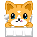 Cat Stickers Pack for iMessage messages sticker-5