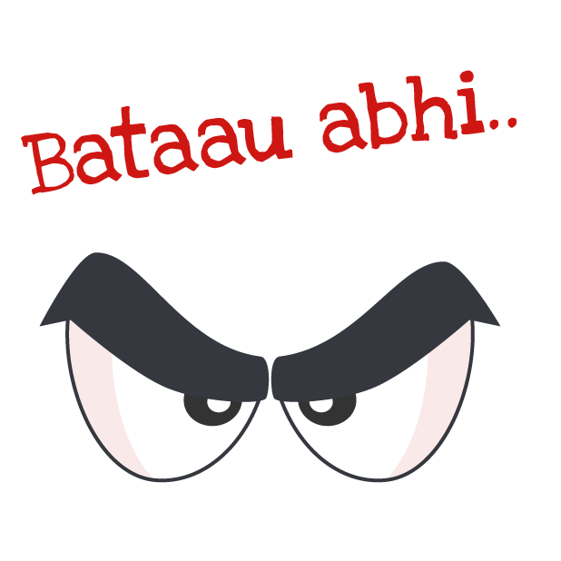 Yaari Dosti Sticker Pack messages sticker-11