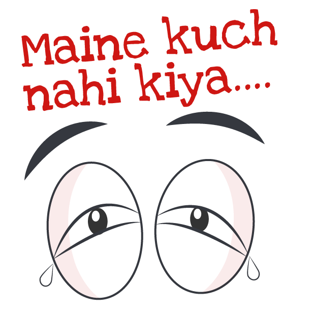 Yaari Dosti Sticker Pack messages sticker-4