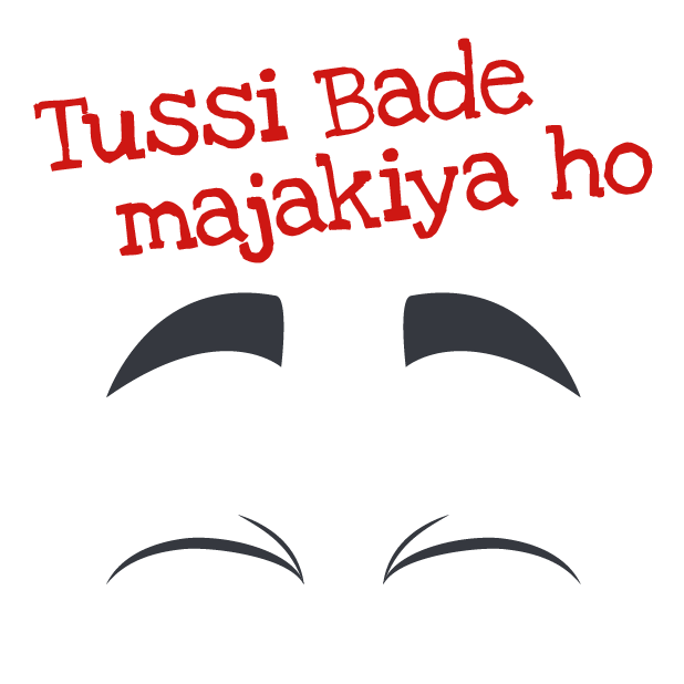 Yaari Dosti Sticker Pack messages sticker-2