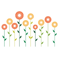 Flowers Stickers Pack FOr iMessage messages sticker-10