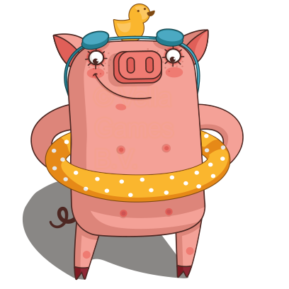 Cute Pig - Stickers for iMessage messages sticker-0