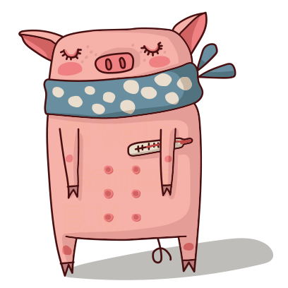 Cute Pig - Stickers for iMessage messages sticker-11
