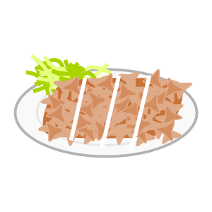 Japanese Food Sticker 日本の晩御飯-夏- messages sticker-2
