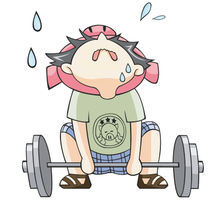 Piggy Boy – Chibi Character messages sticker-4