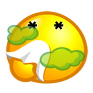 Yellow Bubble Emoji Sticker Pack for iMessage messages sticker-3