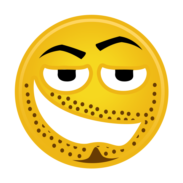 Mega Emoji Pack messages sticker-2