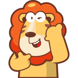 Lionel The Lion stickers by pecellele pencil messages sticker-4