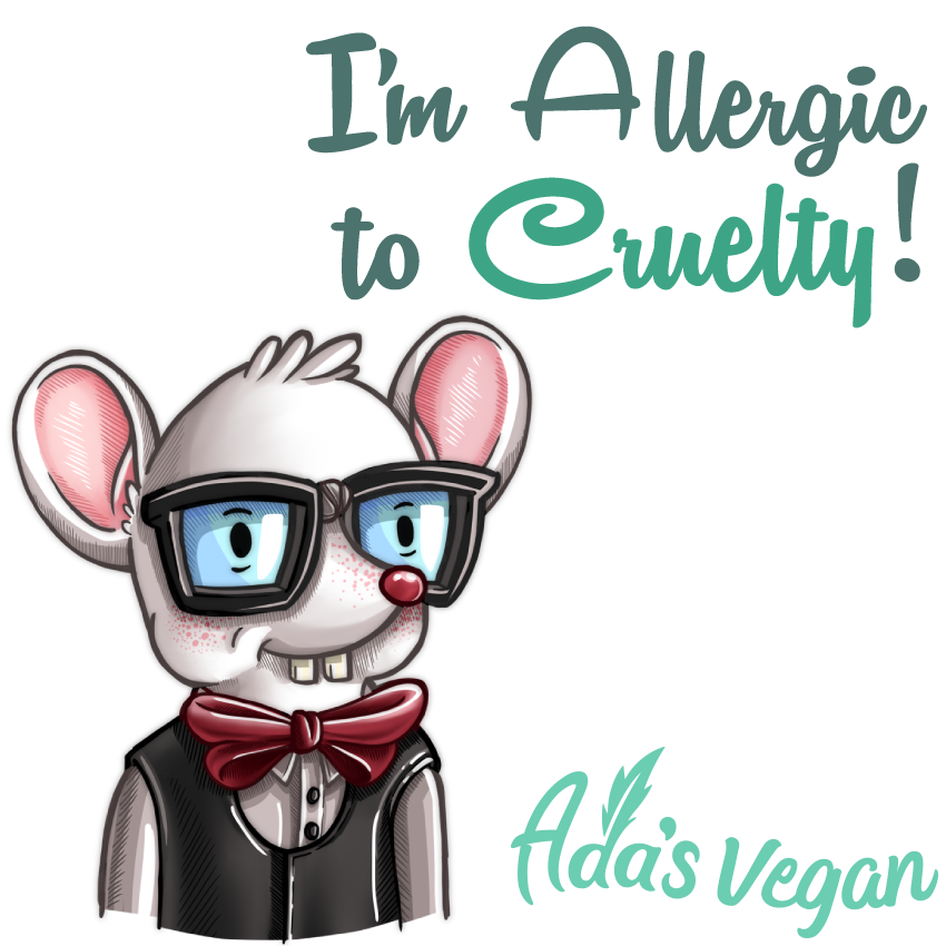 Ada's Vegan Stickers messages sticker-9