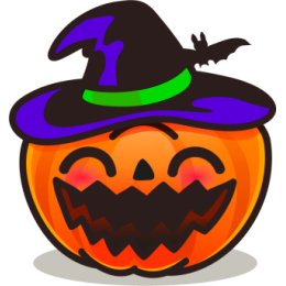 Halloween stickers by Cristian Moe messages sticker-9