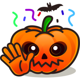 Halloween stickers by Cristian Moe messages sticker-6