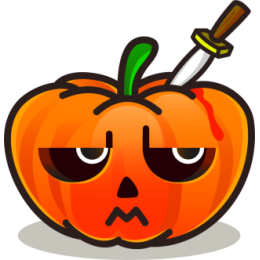 Halloween stickers by Cristian Moe messages sticker-0