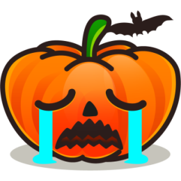 Halloween stickers by Cristian Moe messages sticker-2