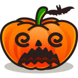 Halloween stickers by Cristian Moe messages sticker-1