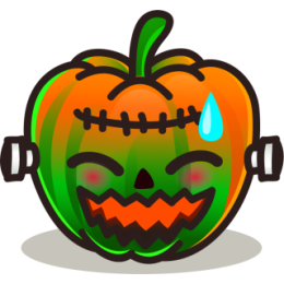 Halloween stickers by Cristian Moe messages sticker-10