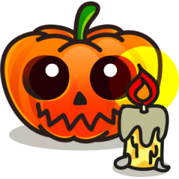 Halloween stickers by Cristian Moe messages sticker-3