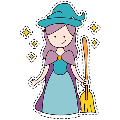 Stickers for princesses messages sticker-5