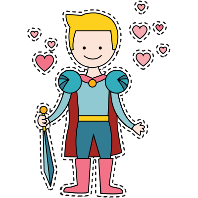 Stickers for princesses messages sticker-6