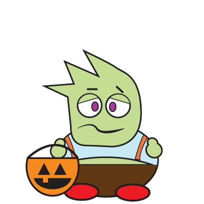 DooDads Halloween Stickers messages sticker-0