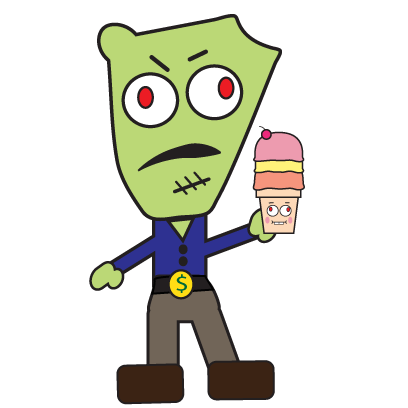 DooDads Halloween Stickers messages sticker-1