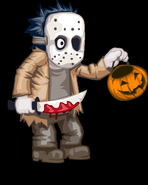 Funny Halloween Sticker messages sticker-4