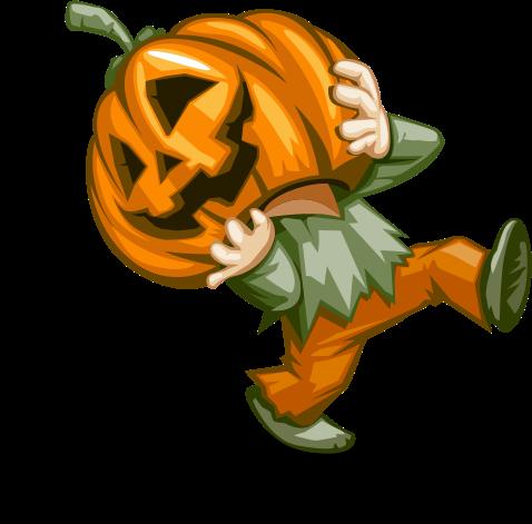 Funny Halloween Sticker messages sticker-0
