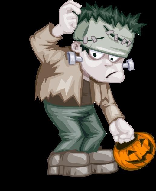 Funny Halloween Sticker messages sticker-9