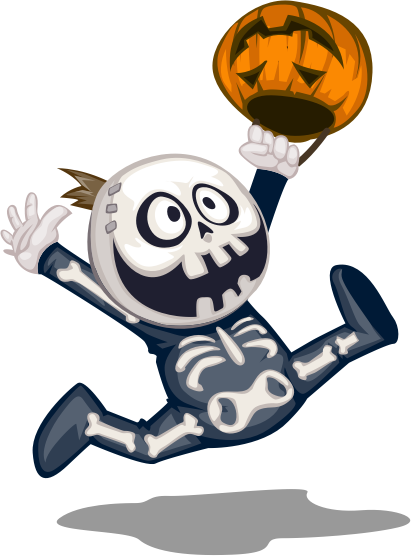 Funny Halloween Sticker messages sticker-7