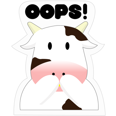 Mooo Stickers Pack messages sticker-5