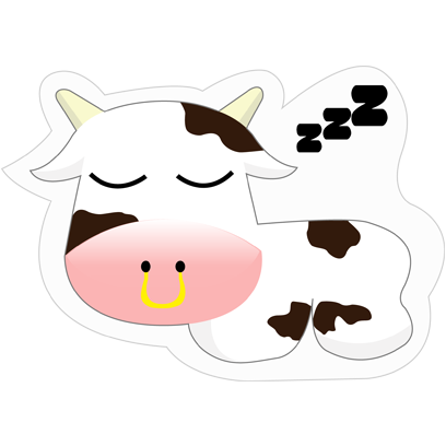Mooo Stickers Pack messages sticker-4