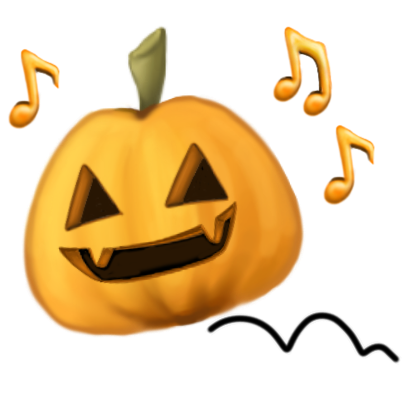 Halloween Stickers Free Samples for Text Messages messages sticker-9