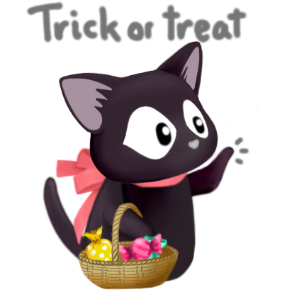 Halloween Stickers Free Samples for Text Messages messages sticker-0