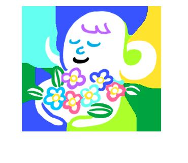 kawaii sticker messages sticker-5