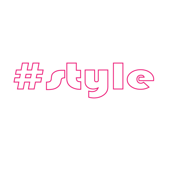 #Fashionista-Hashtag Stickers for Fashion Lovers! messages sticker-6