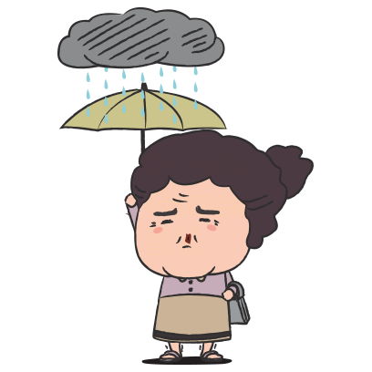 Grumpy Grandma – Stickers for iMessage messages sticker-7