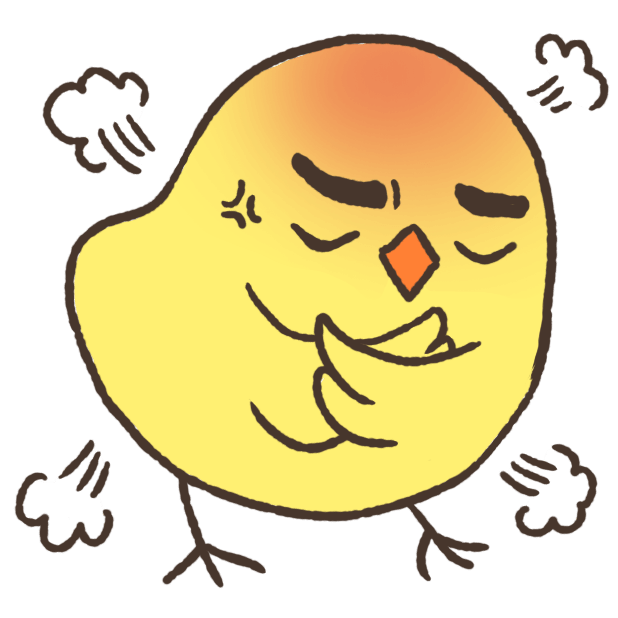 Chicky the Chick messages sticker-7