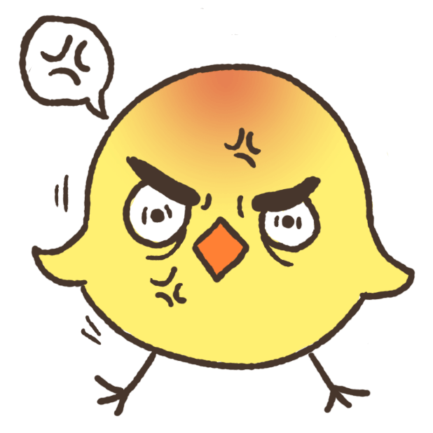 Chicky the Chick messages sticker-5