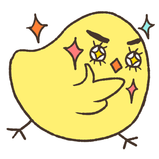 Chicky the Chick messages sticker-11